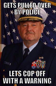 23rd Commandant of the U.S. Coast Guard, Admiral (Ret.) Thad Allen