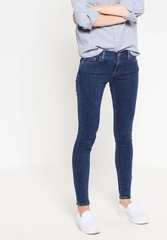 cheap for discount e5799 90b82 Levi s® 710 SUPER SKINNY - Jeans Skinny - full ride - ZALANDO.FR