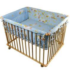 Box - bambini - Honey Bee - 100 x 75 cm - dalla nascita ai mesi 24 - Mamma Happy