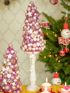 5 ideas for DIY Christmas decorations with Pepco - Your DIY Christmas Diy, Christmas Decorations, Xmas, Holiday Decor, Deck The Halls, Crafty, Home Decor, School Stuff, Noel