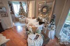 Junior League of Hamilton-Burlington's annual Holiday House Tour of Distinctive Homes is a not to be missed holiday event! Holidays And Events, House Tours, Hamilton, Jr, Christmas Ideas, Homes, Table Decorations, Holiday Decor, Furniture
