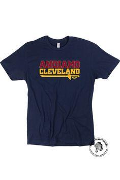 Andiamo Cleveland - Basketball - Unisex Crew