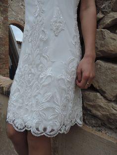 1000 ideas about robe chic pour mariage on pinterest for Robe pour mariage cette combinaison parure mariage