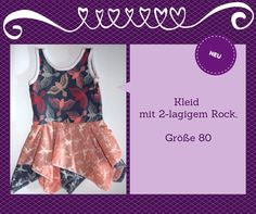 Kleid mit 2-Lagen-Rock  sweet dress