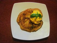 Pumpkin Hash Browns & Pumpkin Cinnamon Cream