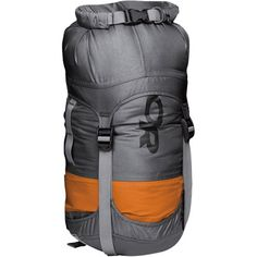 Colleen....this is what you should get!!  Dry sac AND compression sac....