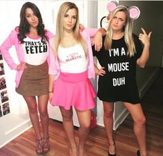 Mean girls costume  sc 1 st  Pinterest : costume ideas on pinterest  - Germanpascual.Com