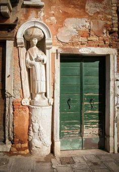 Tintoretto's house,  Venice, Italy