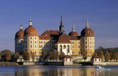 Schloss Moritzburg DE