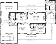 1000 images about ranch ideas for builder on pinterest floor plans ranch homes and house plans
