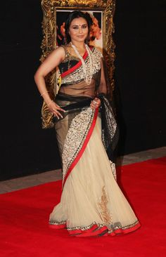 Rani Mukherjee Spicy Navel Show In Saree   Cine Gallery Home of Bollywood, Tollywood, Kollywood, Sandalwood and Mollywood Film News and Gallery