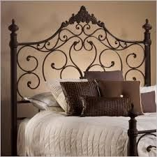 Hillsdale Baremore Iron Bed Headboard Only (frame Sold separately) King