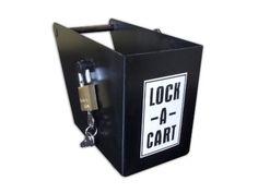Lock-A-Cart Club Car and Yamaha Golf Cart Pedal Lock by Lock-A-Cart. $44.95. Golf Cart Lock
