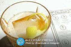 Did You Know? Sac Cocktail Week is going on RIGHT NOW! What's your go-to cocktail?  Lately I'm drinking a Kentucky Mule complete with rye bourbon, a sprig of mint and the classic copper cup!  Read More by clicking the image :)
