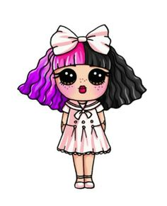 Melanie Martinez  By:Draw so cute