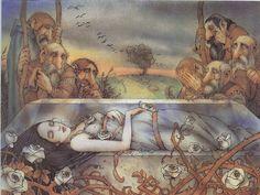 Little Snow White by Mercer Mayer 17 lbl