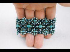 Bracelet tute video (1 of 3) ~ Seed Bead Tutorials