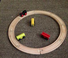 Autism: Train love