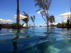 Piscine de l'hôtel Zilwa Attitude à l'île Maurice