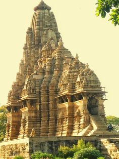 Photos of Khajuraho Temples-A Perfect Blend of Architecture & Sculpture 1/9 by Amrita