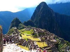 Pérou  Wahou, me voilà au Machu Picchu ! posté dans Péroupar picsandtrips Jungle trek vers la plus belle cité inca du Pérou Dates du séjour : du 28 au 30 juin 2014