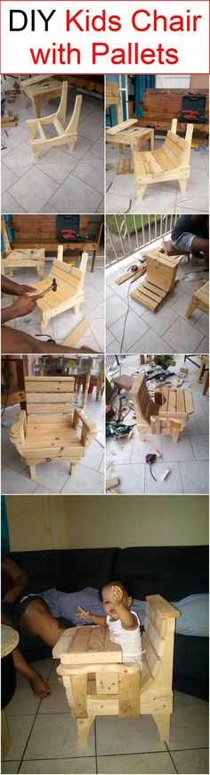 While working on these generic pallet wood repurposed furniture ideas, I really had a feeling deep inside my heart that there must be some project that is solely dedicated to the kids, like we must create something out of the shipping wood pallets that is completely meant for the kids. And then a very great idea struck to mind. And this idea was about the recycling of a DIY kids chair with pallets. Sound great right? Well actually this was meant to be so. A chair that is meant for the…