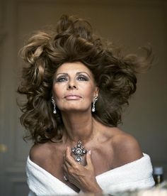 """There is a fountain of youth: it is your mind, your talents, the creativity you bring to your life and the lives of people you love. When you learn to tap this source, you will truly have defeated age."" SOPHIA LOREN"