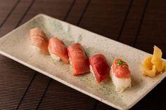 鮪好きさんのための人気メニュー 人気のツナクインテット🍣 その名の通り、マグロの五重奏🎶 赤身、中トロ、ネギトロ、大トロ、炙り大トロ😋 落ち着いた店内で、だけではなく、テイクアウトでご自宅やオフィスでもお楽しみ頂くことができます✨ . #権八 #gonpachi #SUSHI権八 #寿司 #すし #鮨 #sushi #江戸前寿司 #まぐろ #トロ #tuna #quintet  #寿司スタグラム #sushistagram #寿司デート #女子会 #ひとり寿司 . #テラス席 #テラス #西麻布 #六本木 #西麻布グルメ #六本木グルメ #港区グルメ