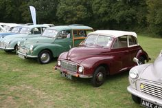 Morris Minor day - Isle of Wight
