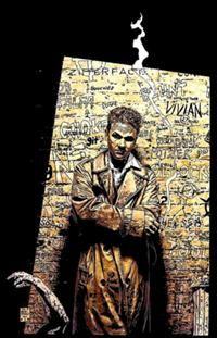 Constantine  http://dc.wikia.com/wiki/John_Constantine_(Vertigo_Universe)