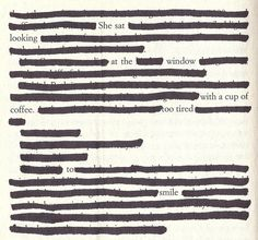 Neekaisweird -Blackout Poetry (2011-)