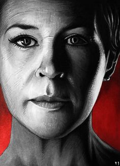 The Walking Dead - Carol Peletier by Trev--Murphy #TheWalkingDead #Art
