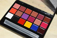 Beauty reviews by Adelina: Review&swatches - Anastasia Beverly Hills Lip Pale...