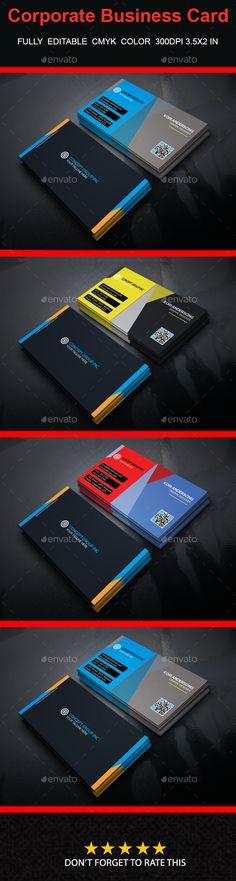 Corporate Business Card vol :15