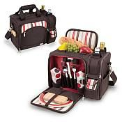 A picnic basket that comes with dishes and cutlery AND holds my wine bottles? Yes.