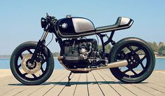 An awesome custom BMW R80 from Mighty Motorcycles