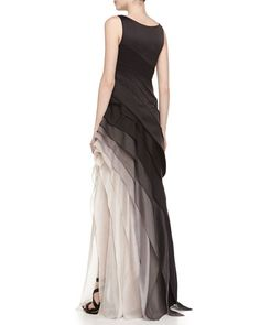 Shop women's evening dresses at Neiman Marcus. Show up your guests with our selection of gorgeous gowns and dresses. Designer Evening Dresses, Evening Gowns, Women's Fashion Dresses, Dress Outfits, Pretty Dresses, Beautiful Dresses, Social Dresses, Fashion Illustration Dresses, Halston Heritage