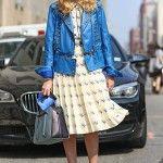 Street Style of New York Spring/Summer 2014 Fashion Week