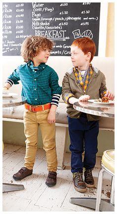 Clarks Kids Life - Boys Fall Favorites | #clarkskids | #boysshoes