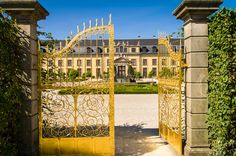 Golden Gate in the Royal Gardens of Herrenhausen by Thomas Risse on 500px