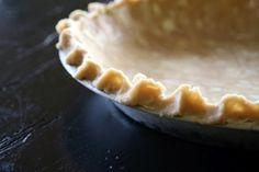 America's Test Kitchen Foolproof Pie Crust!