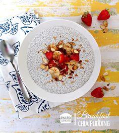 Paleo Chia Pudding