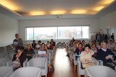 """""""La madre y el niño"""", fue la temática del II Encuentro con la Homeopatía organizado por Laboratorios BOIRON y Radio Popular Bilbao en el Paraninfo de la Universidad de Bilbao."""