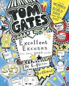 Kid's book review by a kid... Check what Namya has to say about Tom Gates. :-)