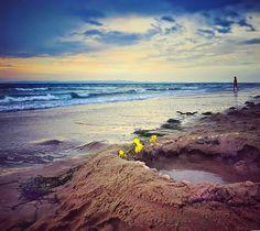 Beach life Bribie Island some time this week... . #iPhoneography #ocean #ripples #waves #beach #horizons #bribieisland #sandcastle #loveyouqueensland @queensland #thisisqueensland #queenslandanyday #discoverqueensland #queensland  #ausfeel #ig_australia  #socialifeaustralia  #iloveaustralia #austtravellermag #ozshotmag #australiagram #loves_united_australia #australiacalling #australiagraming #aussiephotos