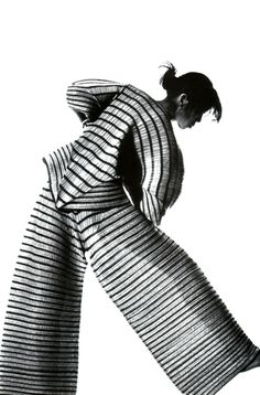 Georgina Goodman Love Shoes and Other Stories; Issey Miyake, American Vogue, March 1989