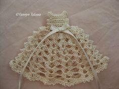 crochet dress for christening Christening, Crochet Earrings, Jewelry, Dresses, Fashion, Vestidos, Moda, Jewlery, Jewerly