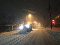 Epic Snow Start of moving towards the East Coast