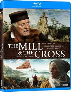 """The Mill and the Cross"" (Pieter Bruegel: Way to Calvary) - Christian Movie/Film on Blu-ray.  Check out Christian Film Database for more info - http://www.christianfilmdatabase.com/review/the-mill-and-the-cross/"