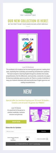 OUR NEW COLLECTION ISHERE!  BE THE FIRST TOGET YOUR HANDS ON OUR LATEST ARRIVALS Comprehension Questions, Reading Comprehension, Basic Grammar, Learn English, The One, Texts, You Got This, Student, Hands